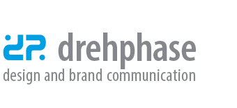 drehphase design and brand communication