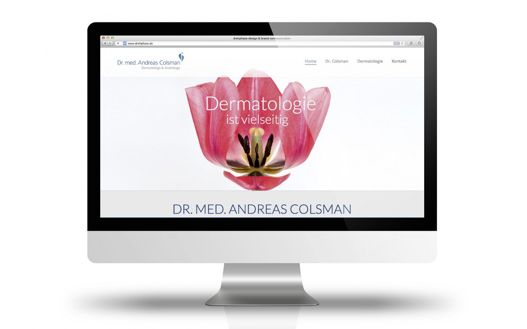 Website Arzt